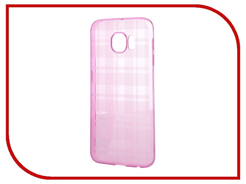 все цены на Аксессуар Чехол-накладка Samsung G920F Galaxy S6 MOMAX Trendy Soft Case Pink CCSAS6BP онлайн