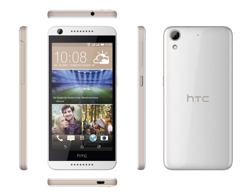 Сотовый телефон HTC Desire 626G Terra White
