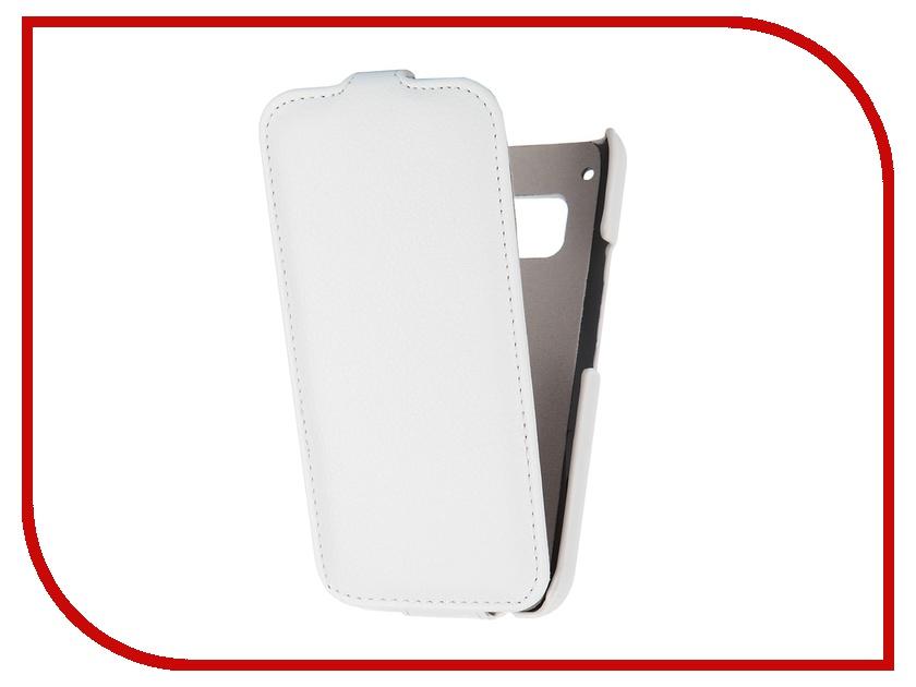 Аксессуар Чехол HTC One M9 Ainy White