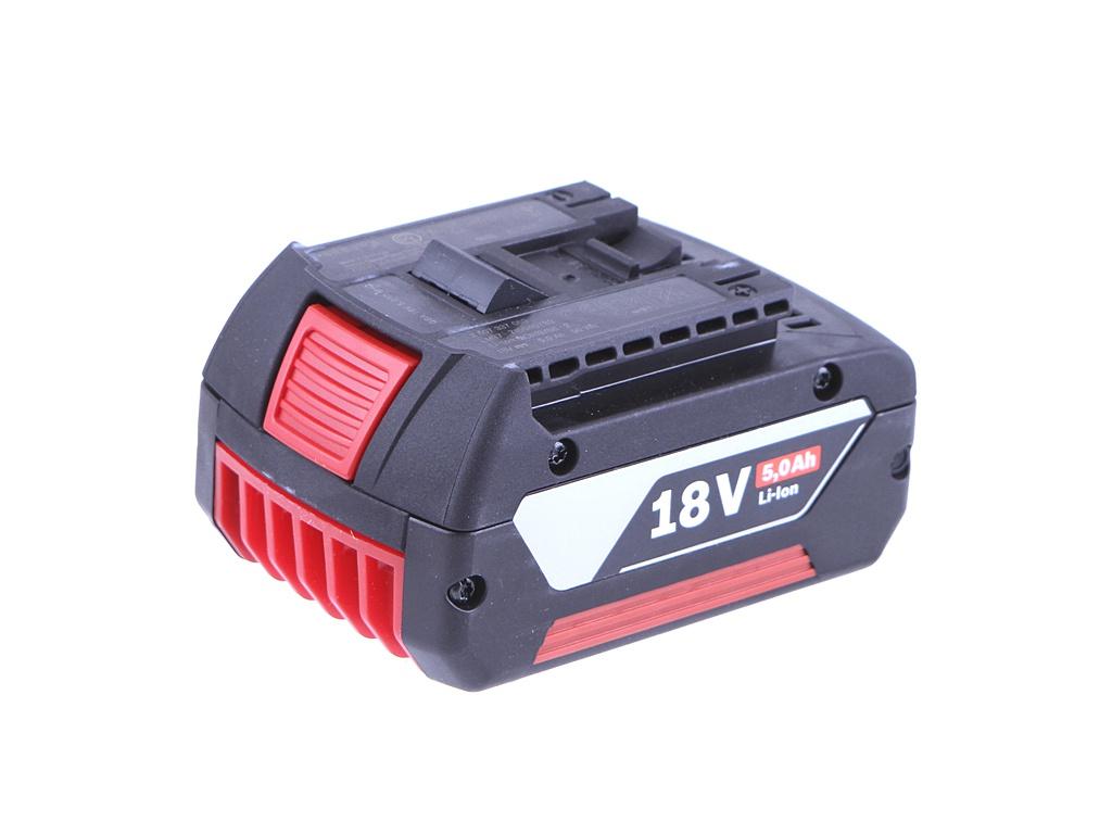 Аккумулятор Bosch GBA 18V 5.0Ah M-C Professional 1600A002U5 аккумулятор bosch 18v 3 0 ah 1600a012uv