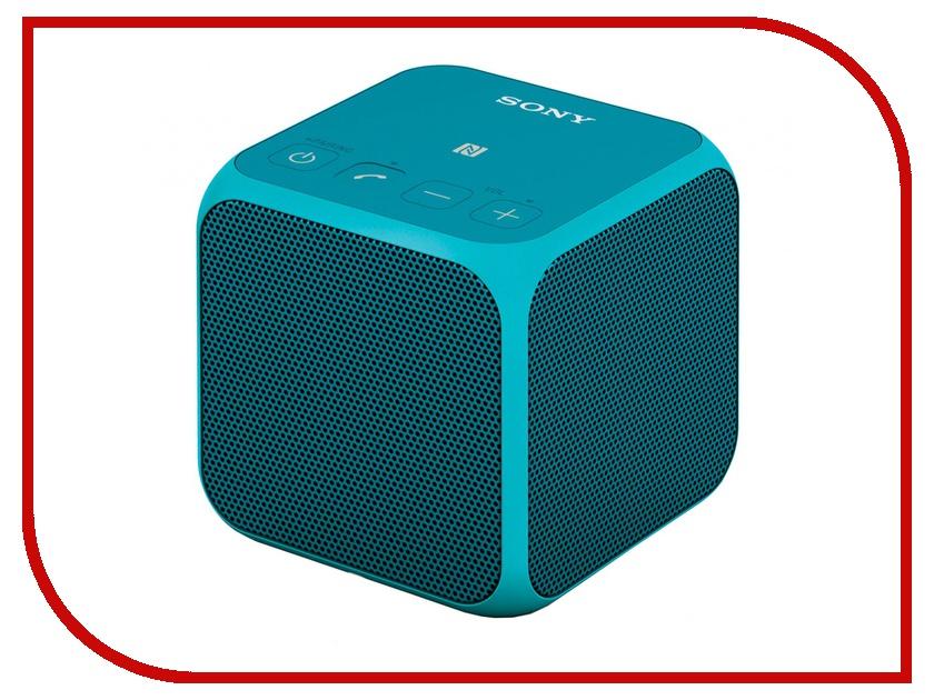 Колонка Sony SRS-X11 Blue