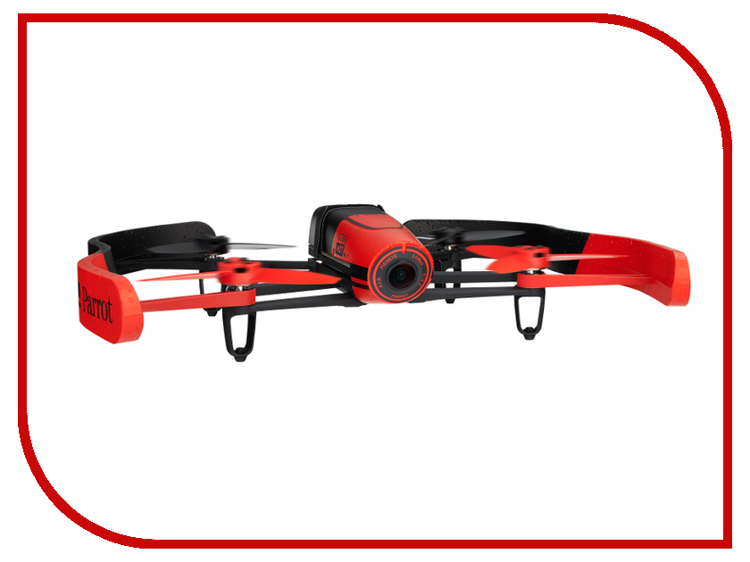 Квадрокоптер Parrot Bebop Drone Red Area 3<br>