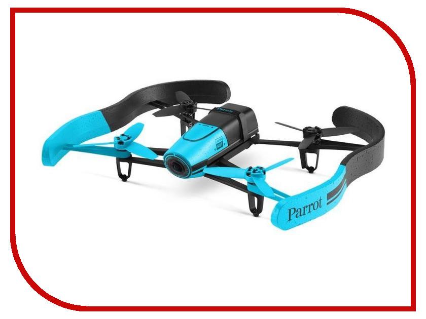 Квадрокоптер Parrot Bebop Drone Blue Area 3<br>