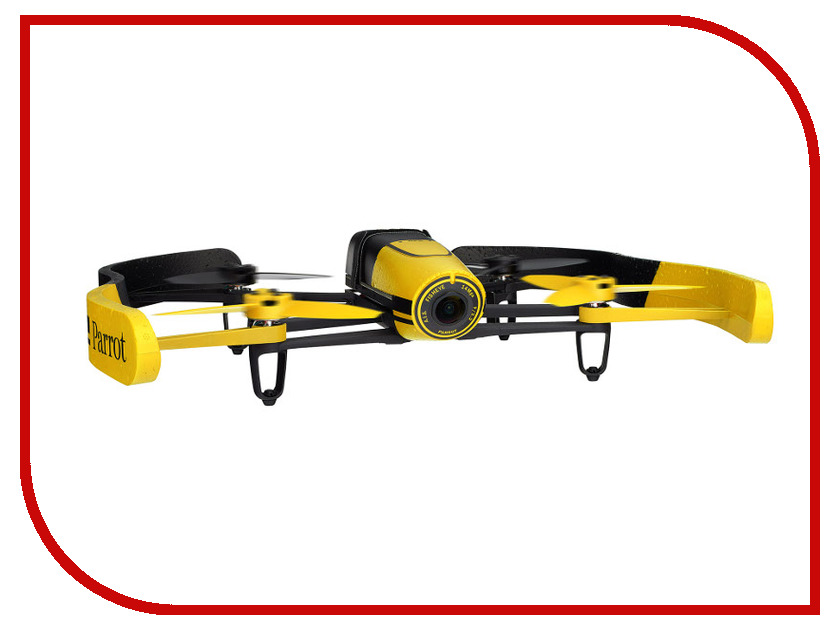 Квадрокоптер Parrot Bebop Drone Yellow Area 3<br>