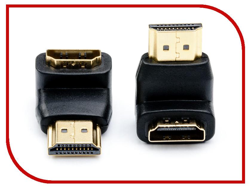 Аксессуар ATcom HDMI F to HDMI M АТ3804 аксессуар atcom dc 3 5 jack m f 5m at16849