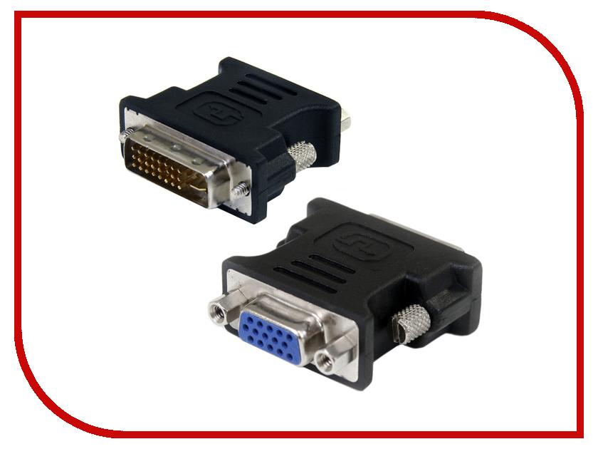 Аксессуар ATcom DVI - VGA Black АТ11209