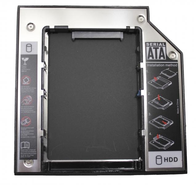 Optibay Palmexx 12.7mm SATA / mSATA PX/OPTIBAY 12.7