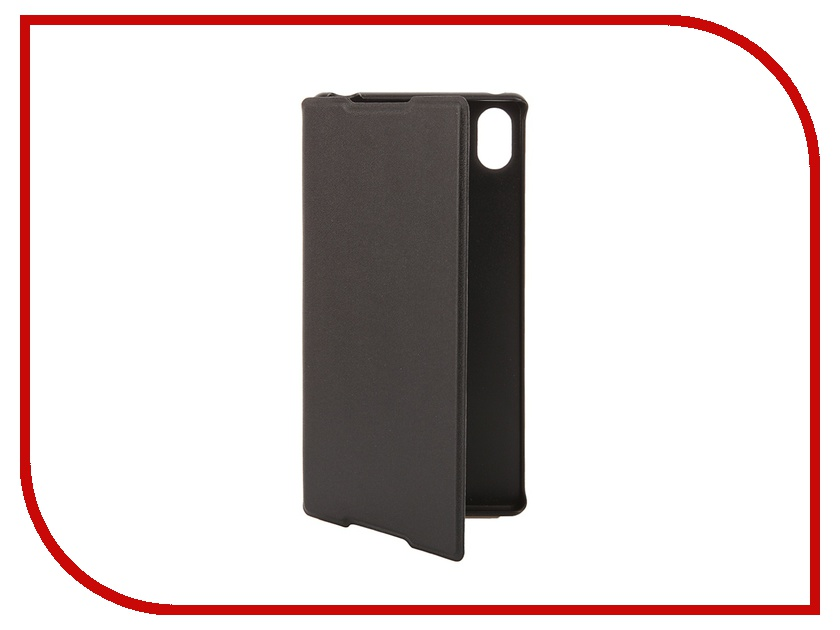 Аксессуар Чехол-книжка Sony Xperia Z3+ Muvit MFX Easy Folio Case Black SEEAF0031<br>