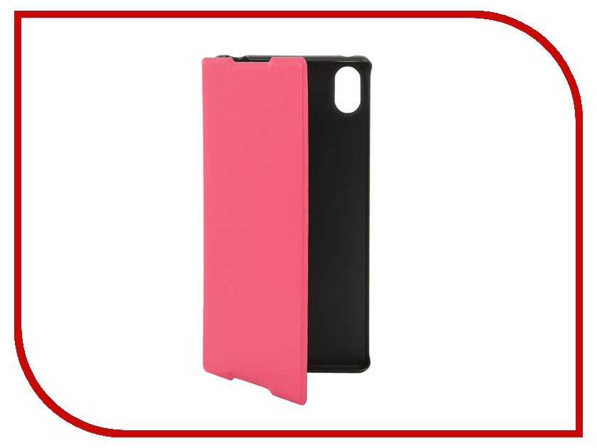 Аксессуар Чехол-книжка Sony Xperia Z3+ Muvit MFX Easy Folio Case Pink SEEAF0033