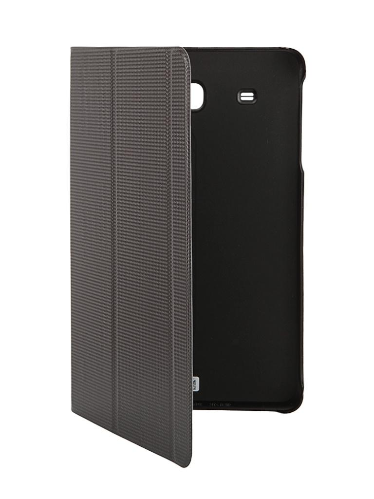 Аксессуар Чехол-обложка Samsung Galaxy Tab E 9.6 Book Cover Black EF-BT560BBEGRU