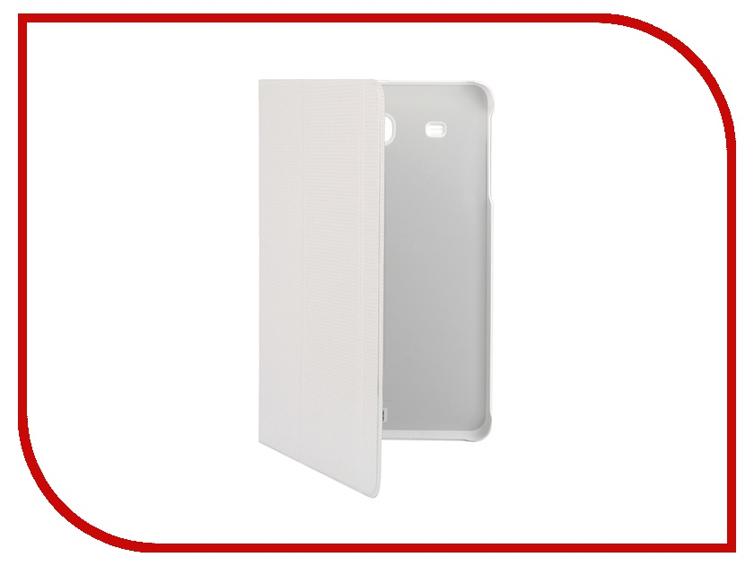 Аксессуар Чехол-обложка Samsung Galaxy Tab E 9.6 Book Cover White EF-BT560BWEGRU