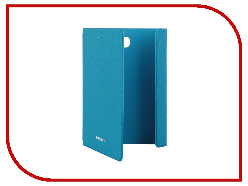 Аксессуар Чехол-обложка Samsung Galaxy Tab A 8.0 Book Cover Fabric Blue EF-BT350BLEGRU<br>