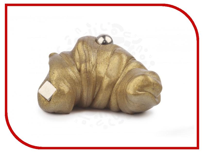 Жвачка для рук Handgum Золотая Магнитная 50 гр<br>