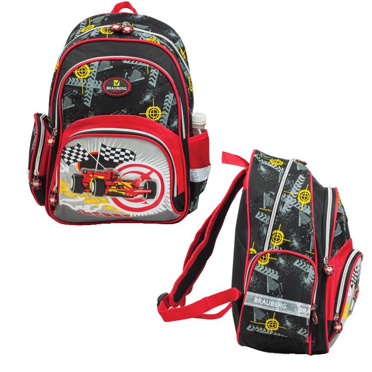 Рюкзак BRAUBERG Karting 224254 от Pleer