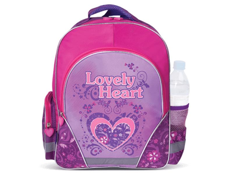 Рюкзак Пифагор Lovely Heart 223847 от Pleer