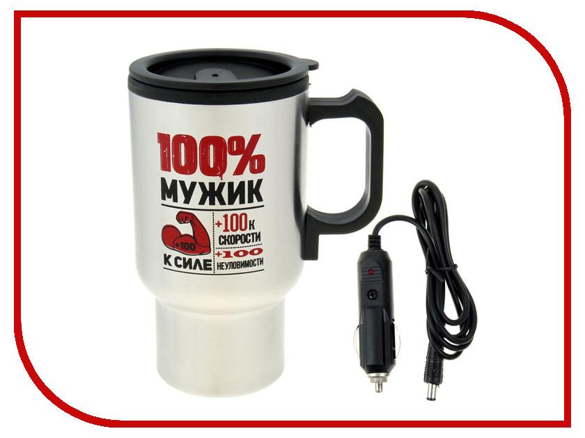 Термокружка СИМА-ЛЕНД 100% мужик 450мл 1062281