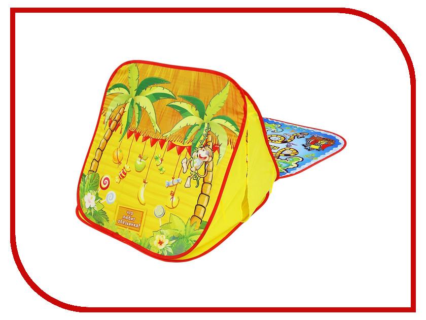 Игрушка Палатка СИМА-ЛЕНД Остров приключений 1043841