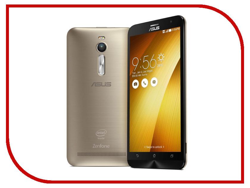 Сотовый телефон ASUS ZenFone 2 ZE551ML 32Gb RAM 4Gb Gold<br>