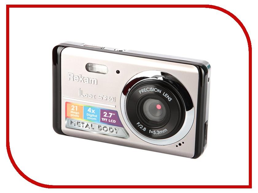 Фотоаппарат Rekam iLook S950i Metallic Dark Grey