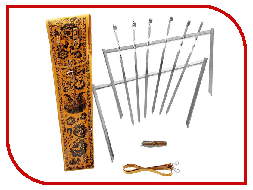 Набор для пикника СИМА-ЛЕНД Сова 160038 набор складной мебели сима ленд 892042