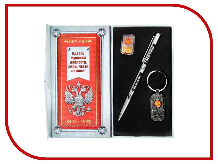 Подарочный набор СИМА-ЛЕНД МВД России 867722<br>