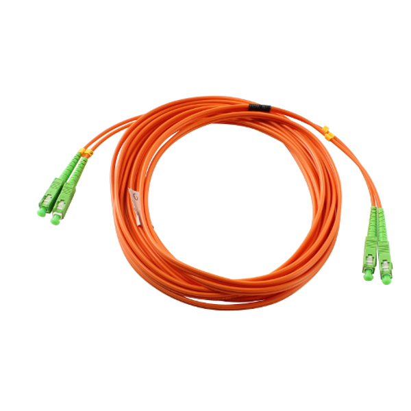 Аксессуар VCOM Optical Patch Cord SC-SC Duplex 5m VDA202-5M
