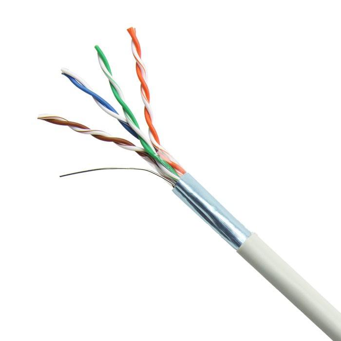 Сетевой кабель VCOM FTP CAT5e