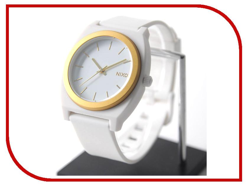 где купить Часы Nixon Time Teller P White-Gold Ano по лучшей цене