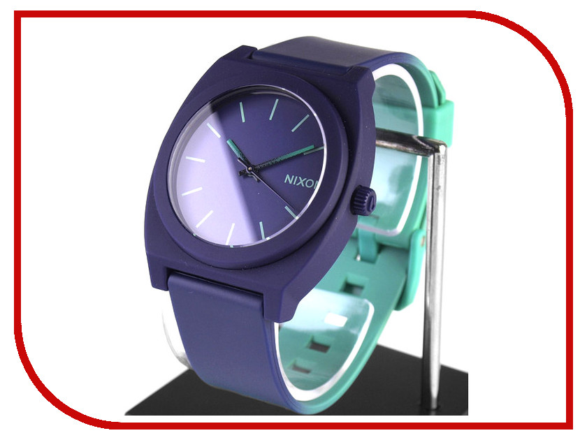 Часы Nixon Time Teller P Purple