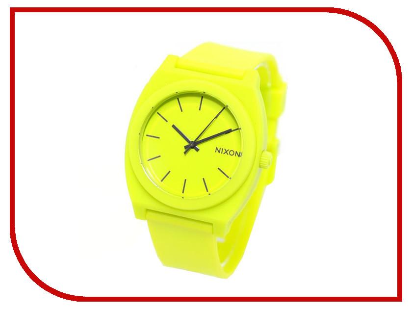 Часы настольные Nixon Time Teller P Neon Yellow<br>