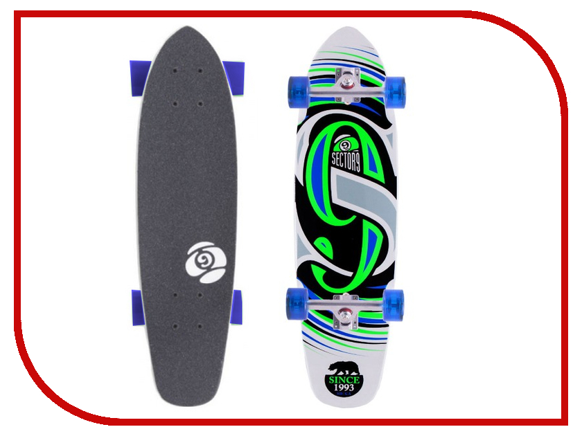 Лонгборд Sector9 The Steady Complete SS15