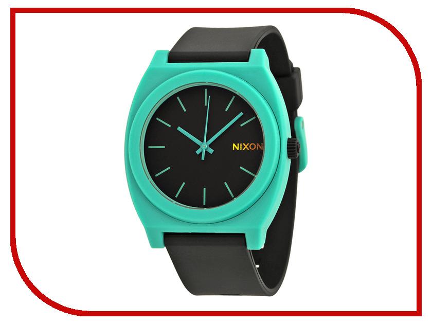 где купить Часы Nixon Time Teller P Black Teal по лучшей цене