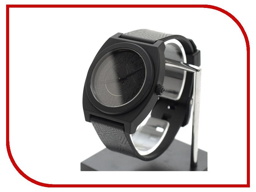 Часы наручные аналоговые Nixon Time Teller P ALL Black Shadow