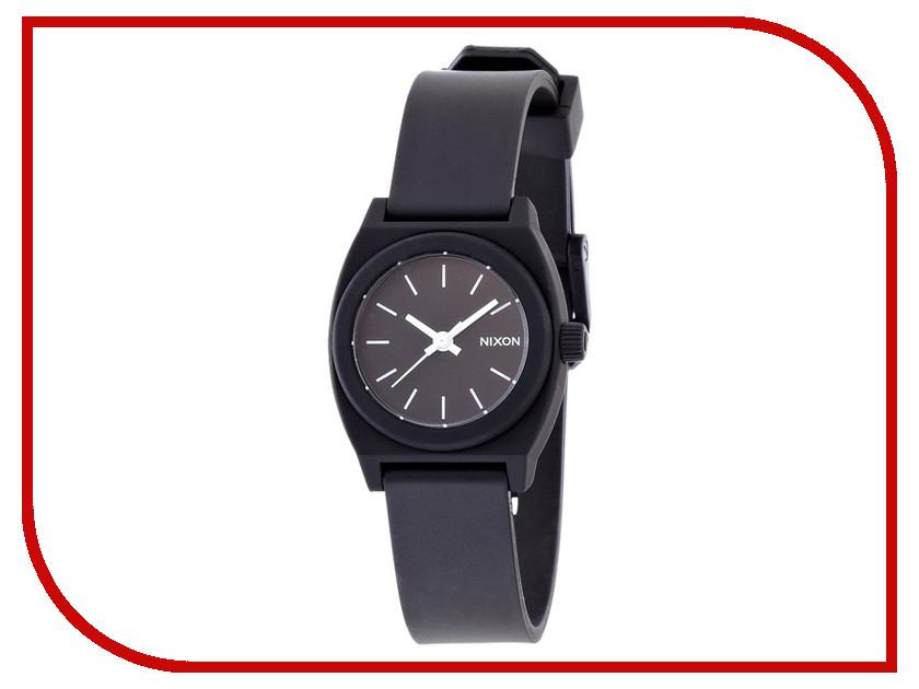 Часы наручные аналоговые Nixon Small Time Teller P Black<br>