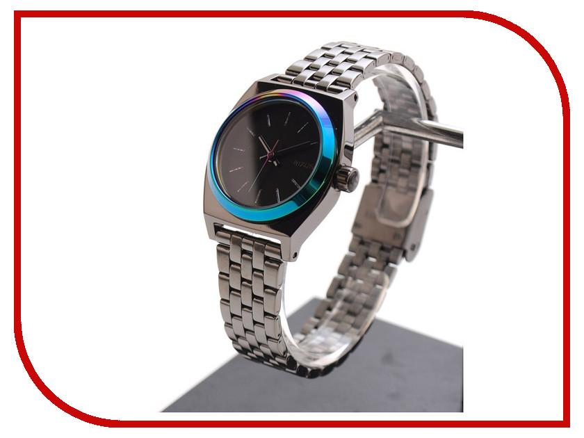 Часы наручные аналоговые Nixon Small TIME Teller Gunmetal Multi<br>