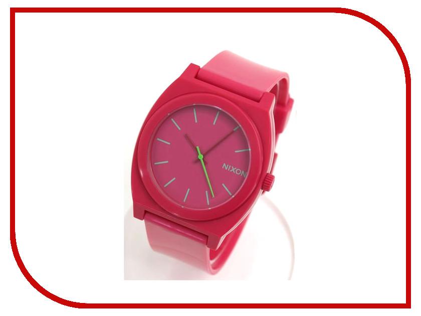 Часы наручные аналоговые Nixon Time Teller P Rubine A119<br>