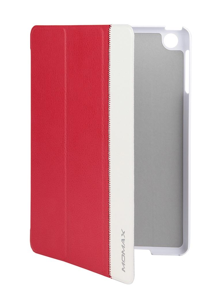 Аксессуар Чехол MOMAX Flip Cover для iPad mini Red<br>