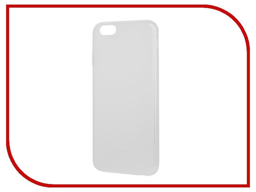 ��������� ����� MOMAX Clear Twist ��� iPhone 6 (4.7) Transparent Matte