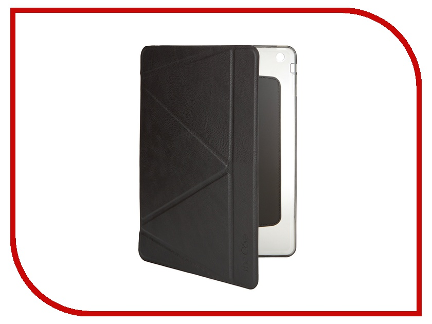 Аксессуар Чехол The Core Smart Case для iPad Air Black<br>