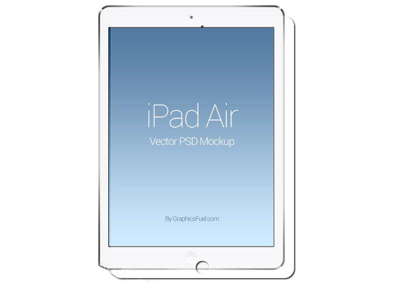 ��������� �������� ������ MOMAX Crystal Clear ��� iPad Air Transparent