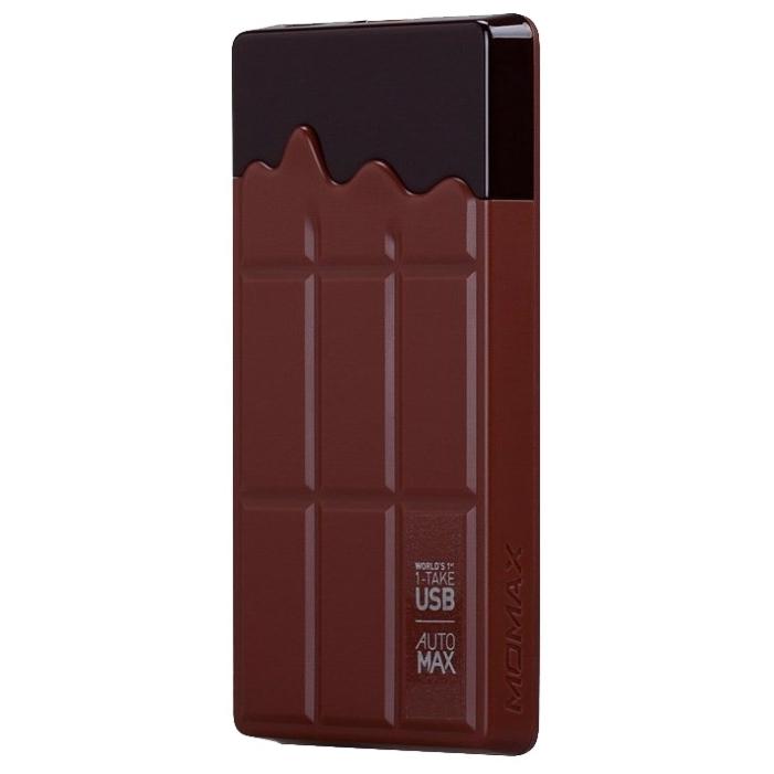 Аккумулятор MOMAX iPower Chocolatier 7000 mAh IP37 Brown
