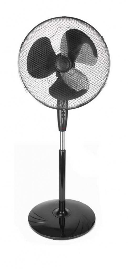 Вентилятор SUPRA VS-1612 Black<br>