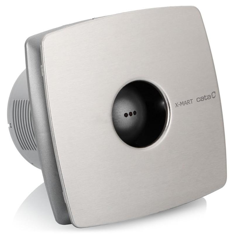 Вытяжной вентилятор Cata X-MART 10 Inox Timer