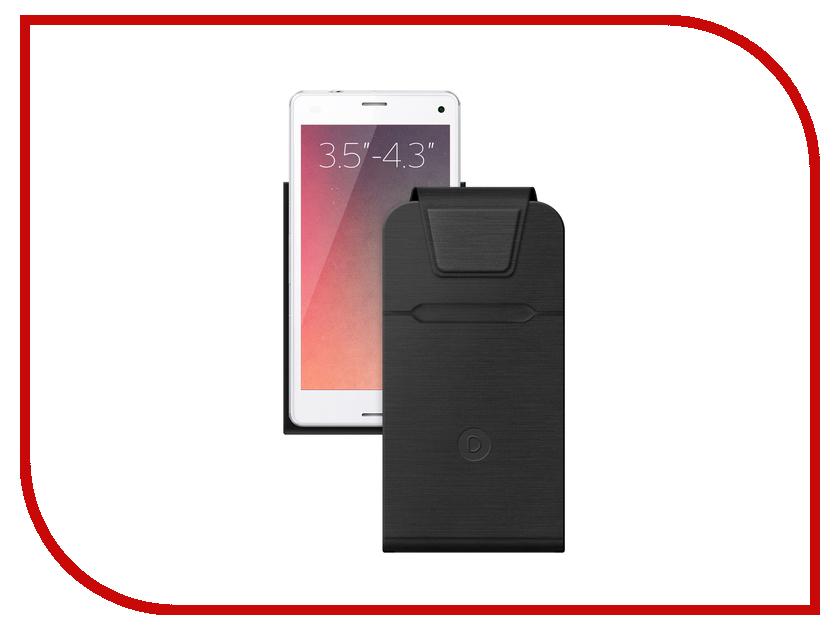 Аксессуар Deppa Flip Fold S 3.5-4.3 Black 87015<br>