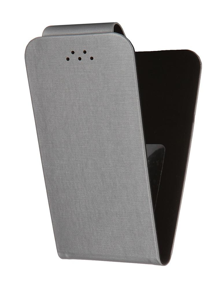 Аксессуар Deppa Flip Fold S 3.5-4.3 Grey 87016