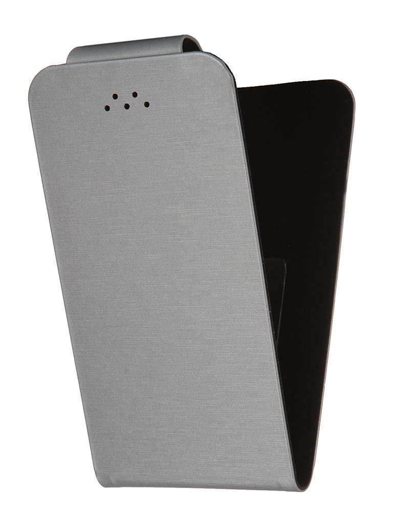 Аксессуар Deppa Flip Fold M 4.3-5.5 Grey 87021
