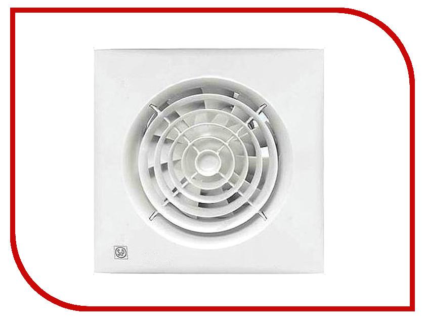 Вытяжной вентилятор Soler & Palau SILENT-100 CRZ