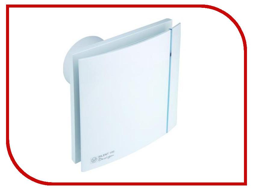 Вытяжной вентилятор Soler & Palau SILENT-100 CZ DESIGN 3C от Pleer