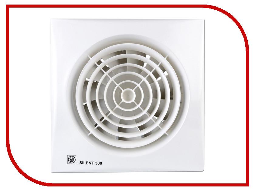 Вытяжной вентилятор Soler &amp; Palau SILENT-300 CZ PLUS<br>