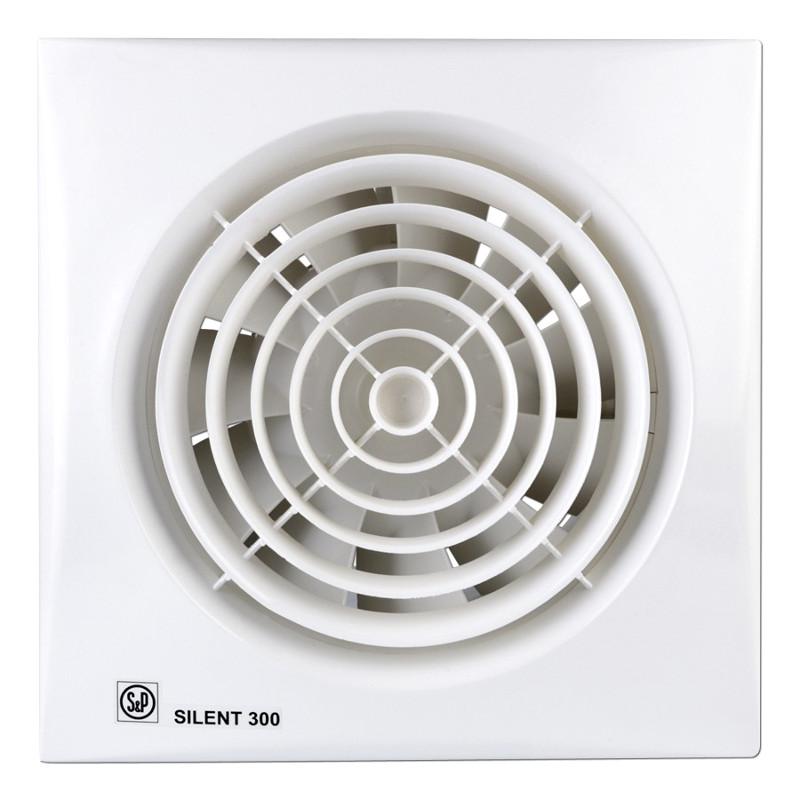 Вытяжной вентилятор Soler & Palau SILENT-300 CZ PLUS